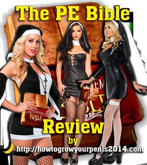 The Penis Enlargement Bible Review