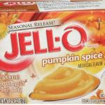 JELL-O pumpkin spice