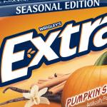 Wrigley's pumpkin spice