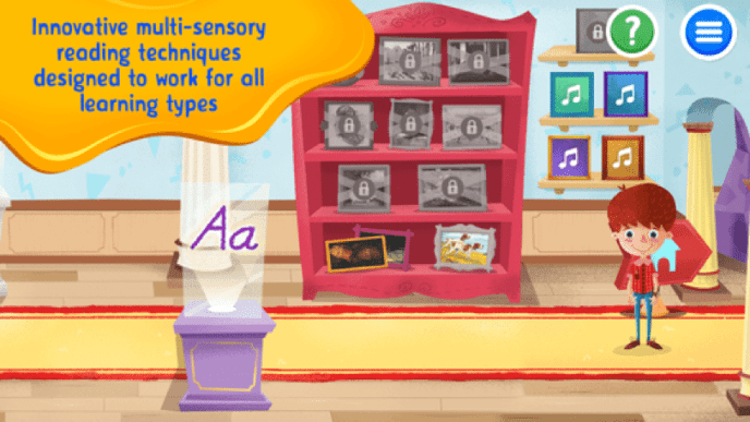 Phonics Museum App Review