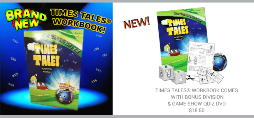 Times Tales Multiplication Review