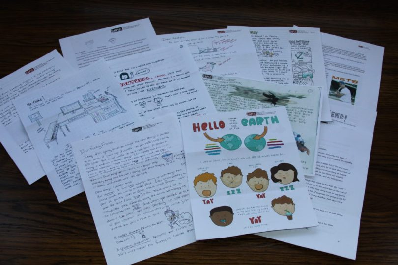 Letters for Kids Subscription Review -- The Rumpus Review