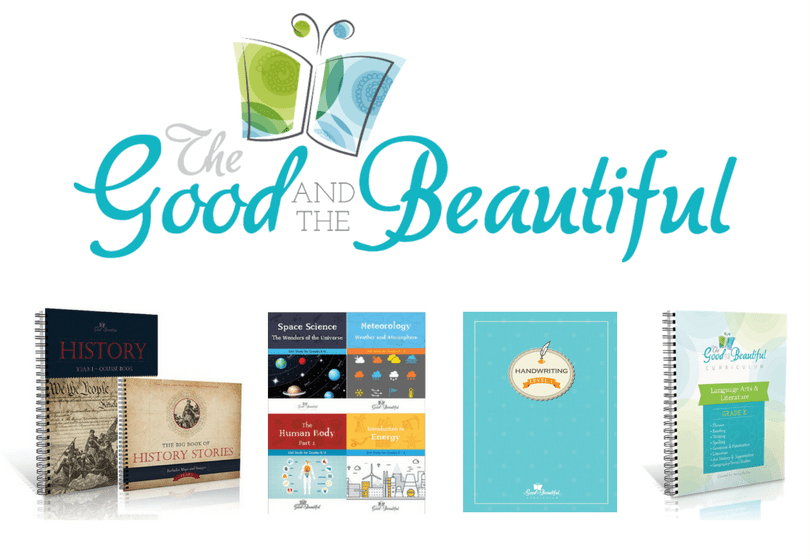 good and the beautiful curriculum review
