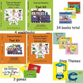 Express Readers Homeschool Kit Review