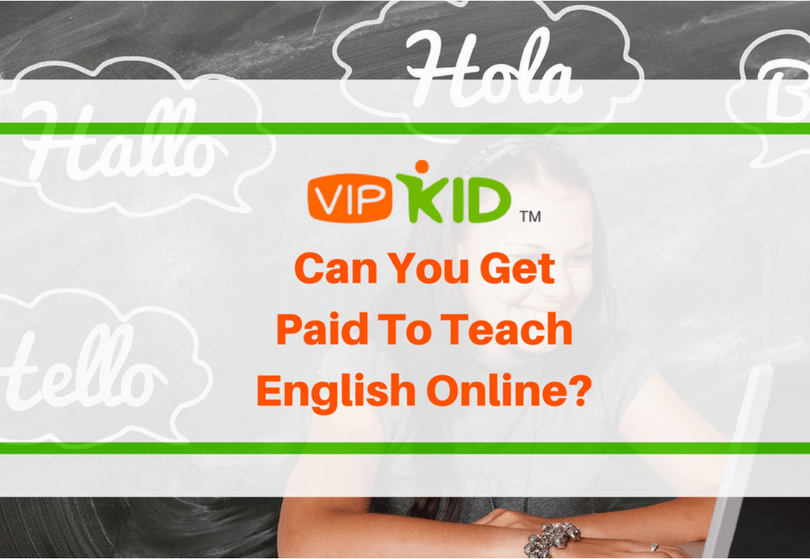 VIPKID Review and Online Teaching Opportunity Info