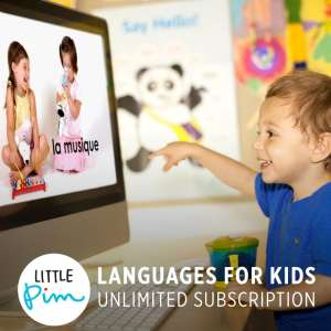 Little Pim - The Best Homeschool Programs and Resources List