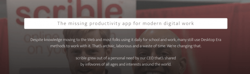 Scrible.com Product Review