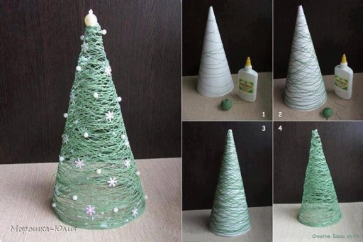 how to make christmas tree lighting decoration step by step diy tutorial instructions x how to