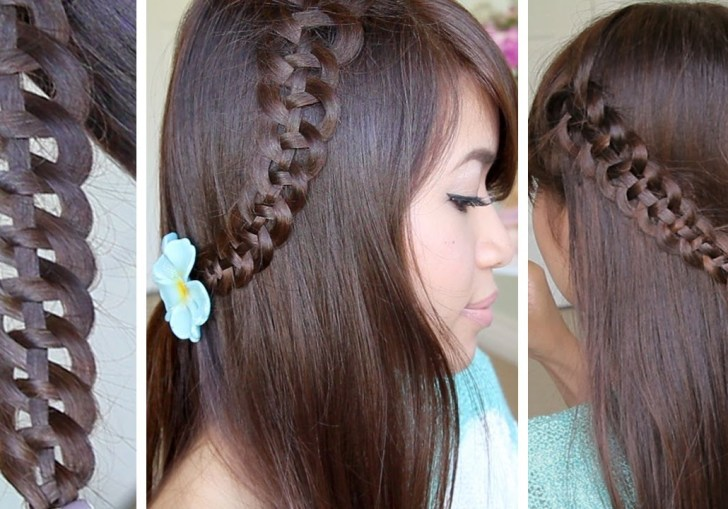 Hairstyles With Braids Step By Step