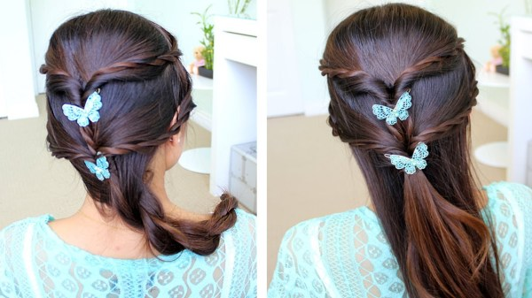 30 Updo Hairstyles With Instructions Hairstyles Ideas Walk The