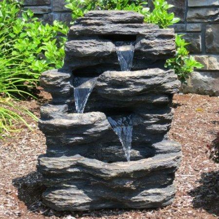 How To Make A Garden Fountain DIY Garden Fountain Gardens Diy