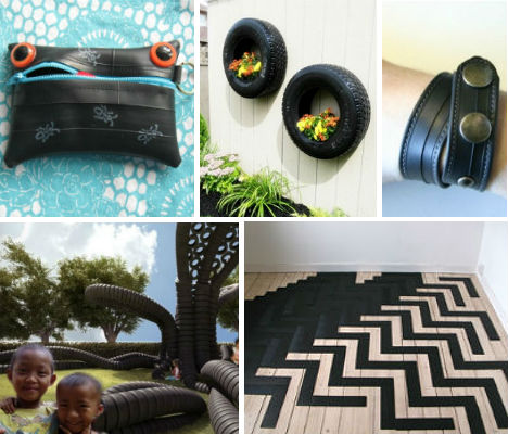 25 Ideas To Reclaim Or Recycle Used Tires How To