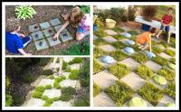 Easy Fun Garden Ideas Photograph | Garden Games For Kids - 3