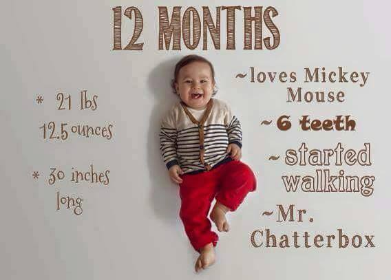 Baby Growth Chart | How To Instructions