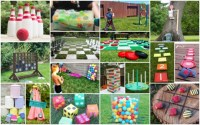 Fun DIY Outdoor Games For Kids | How To Instructions