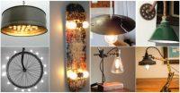 Creative DIY Lighting Fixtures | How To Instructions