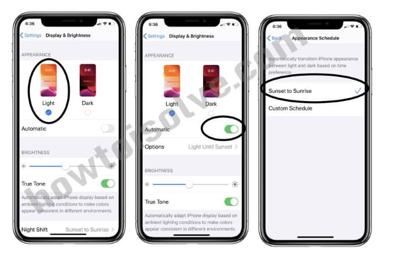 How to Enable Dark Mode in iOS 13 on iPhone, iPad [iPadOS]