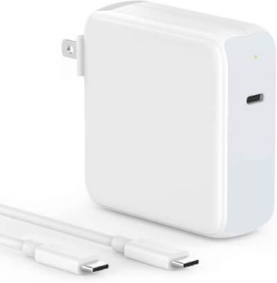 96W USB-C зарядное устройство адаптер питания