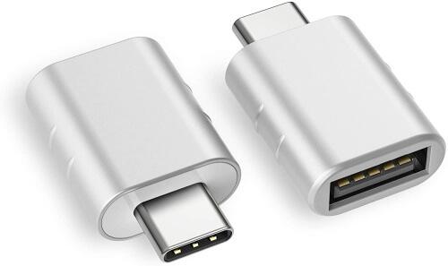 Syntech USB-C на USB-адаптер (2 шт)
