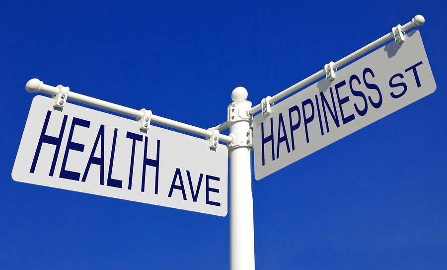 Health happiness