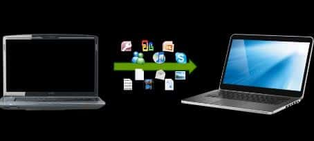 Copy Files To New Laptop/Pc
