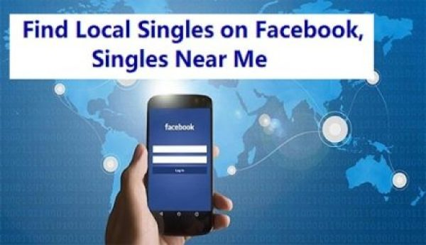 Find Local Singles on Facebook, Singles Near Me