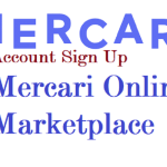 Mercari Account Sign Up - Mercari Online Marketplace, Mercari Online