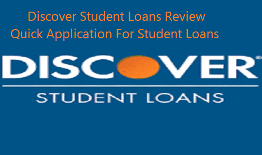 Discover Student Loans Review - Quick Application For Student Loans