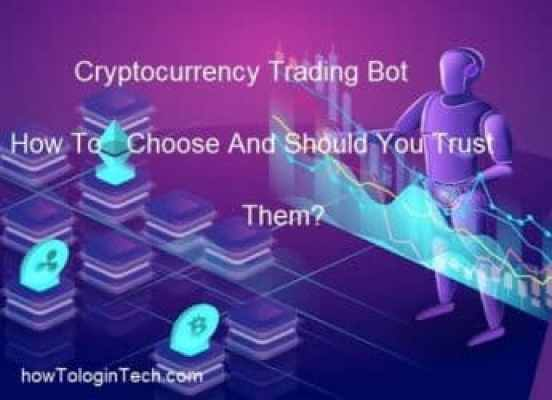 Cryptocurrency Trading Bot - Which Should You Trust!