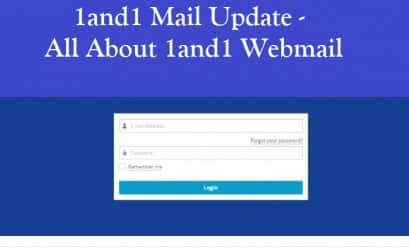 1and1 Mail 2021 - All About 1and1 Webmail