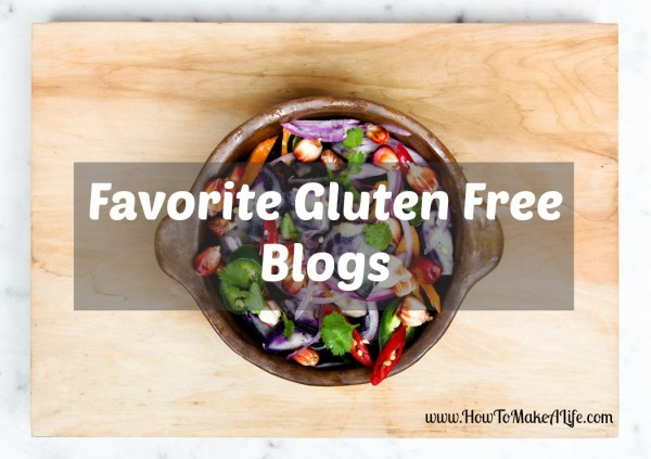 Favorite Gluten Free Blogs