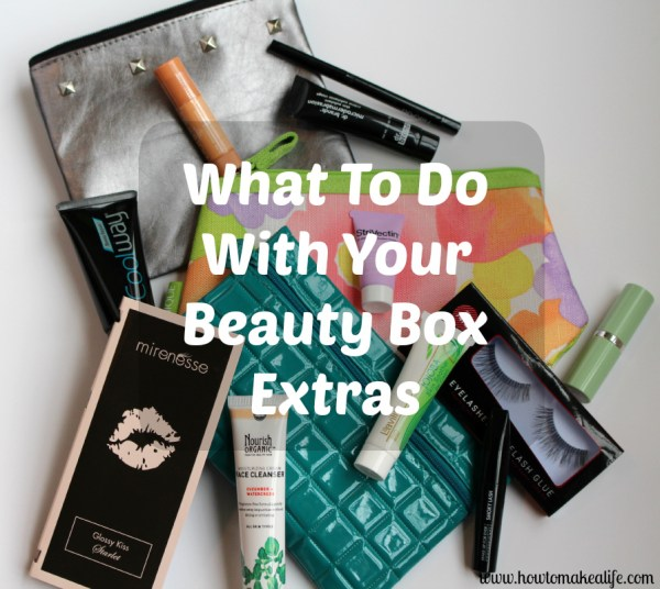 Beauty Box Extras