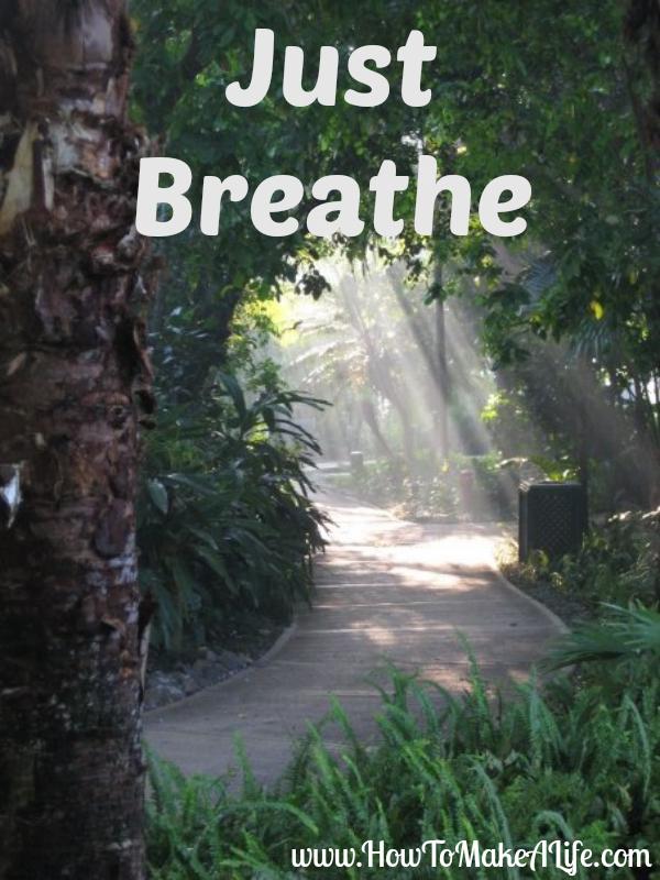 How To Take A Deep Breath