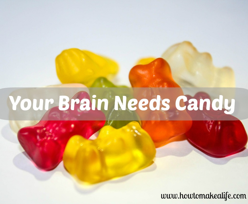 You Need Brain Candy | Self Care Saturday