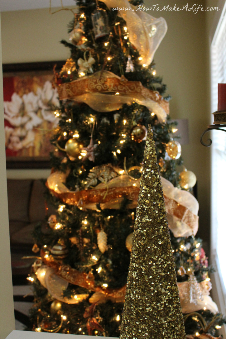 Formal Living Room Tree