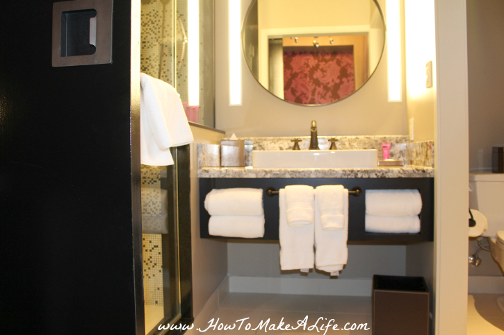 Bathroom - The Cromwell
