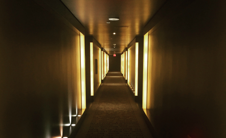 The Cromwell Hallway