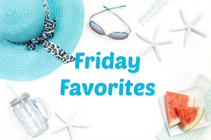 Friday Favorites - Beach