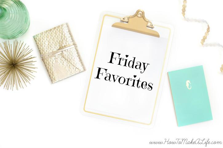 Friday Favorites - summer