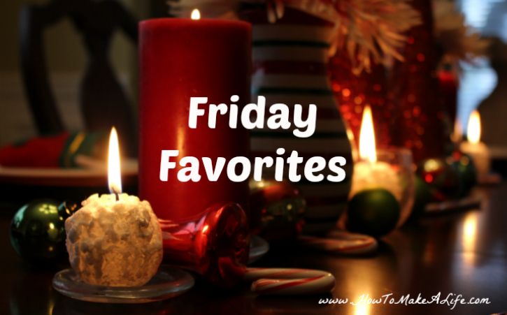 Friday Favorites – Christmas Edition
