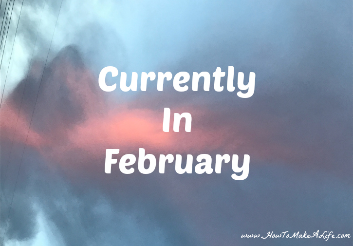 Currently in February