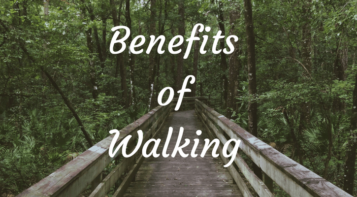 The Benefits of Taking A Walk