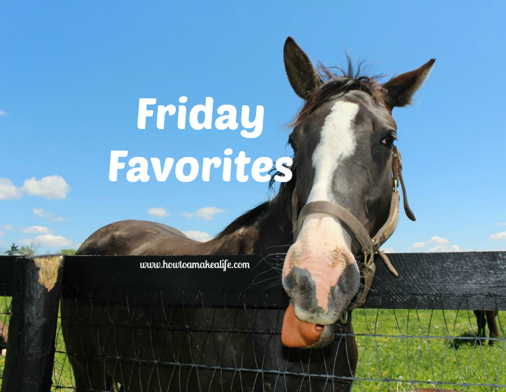 Friday Favorites – Kentucky Derby Weekend