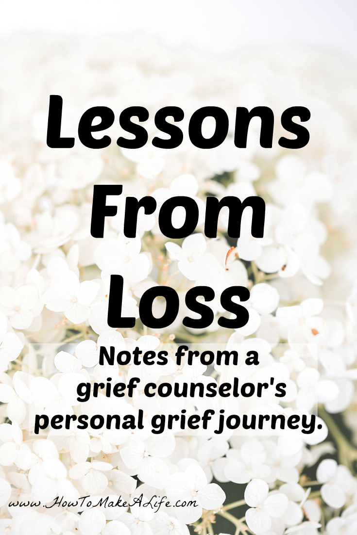 Lessons From Loss