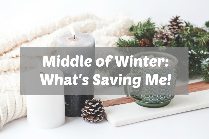 Middle of Winter – What's Saving Me