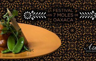 Festival Los 7 Moles de Oaxaca