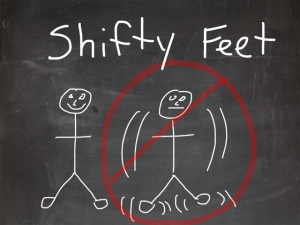 Shifty Feet