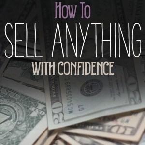 kid sales confidence