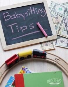 best babysitting tips