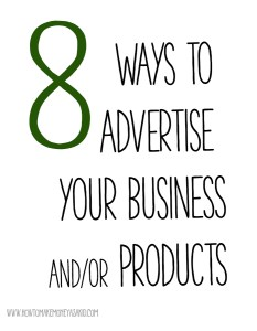 how to get the word out about my business